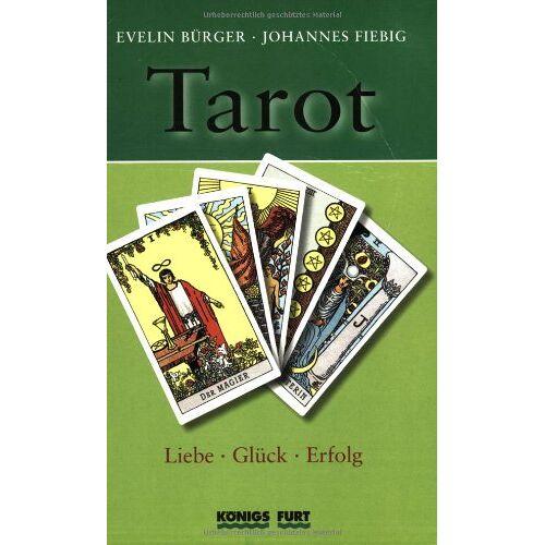 Johannes Fiebig - Tarot - Liebe, Glück, Erfolg - Preis vom 21.04.2021 04:48:01 h