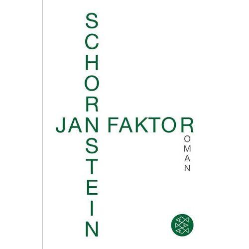 Jan Faktor - Schornstein: Roman - Preis vom 17.04.2021 04:51:59 h