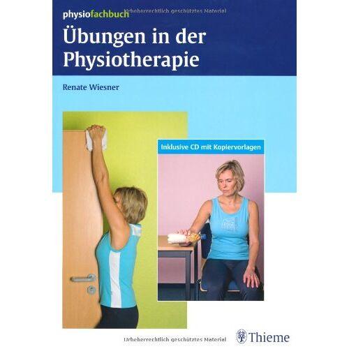 Renate Wiesner - Übungen in der Physiotherapie - Preis vom 03.05.2021 04:57:00 h