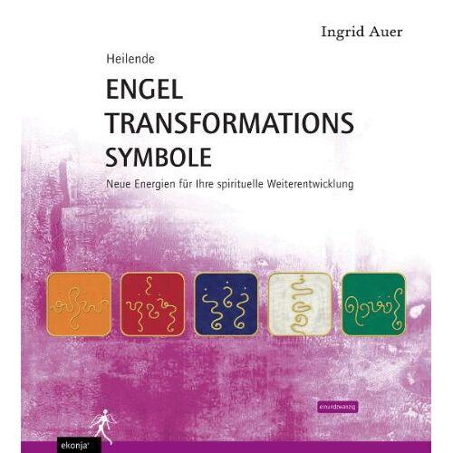 Ingrid Auer - Heilende Engel-Transformationssymbole, m. energetisierten Symbolkarten - Preis vom 22.10.2020 04:52:23 h