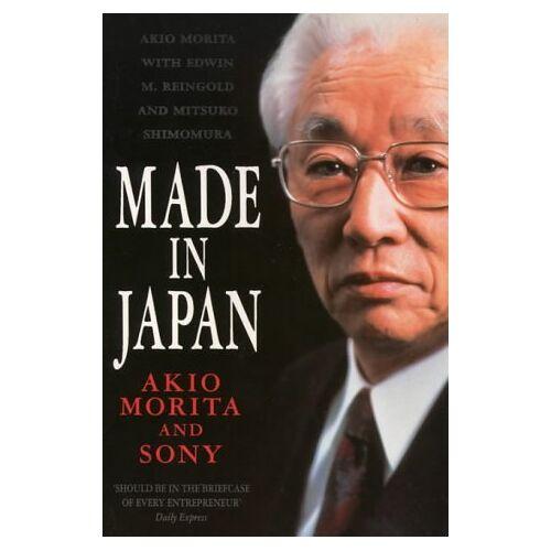 Akio Morita - Made in Japan: Akio Morita and Sony - Preis vom 16.01.2021 06:04:45 h