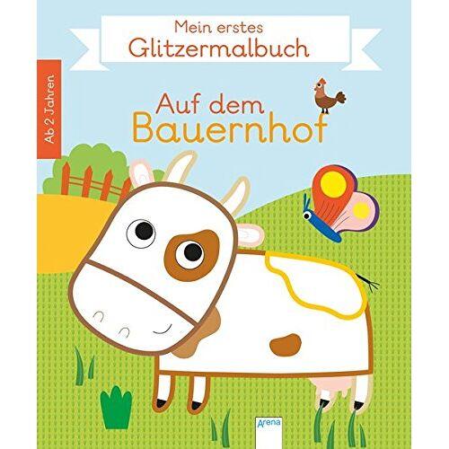 - Mein erstes Glitzermalbuch. Auf dem Bauernhof - Preis vom 23.01.2020 06:02:57 h