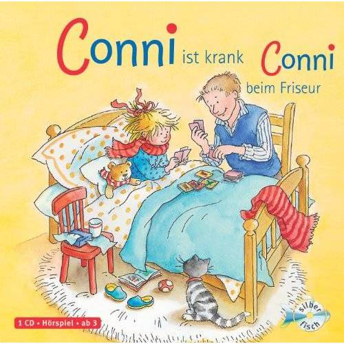 Liane Schneider - Conni ist krank / beim Frisör: : 1 CD - Preis vom 17.04.2021 04:51:59 h
