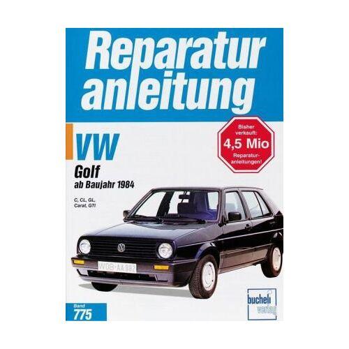 - VW Golf C / CL / GL / Carat / GTi / GTi 16V (Reparaturanleitungen) - Preis vom 09.04.2021 04:50:04 h