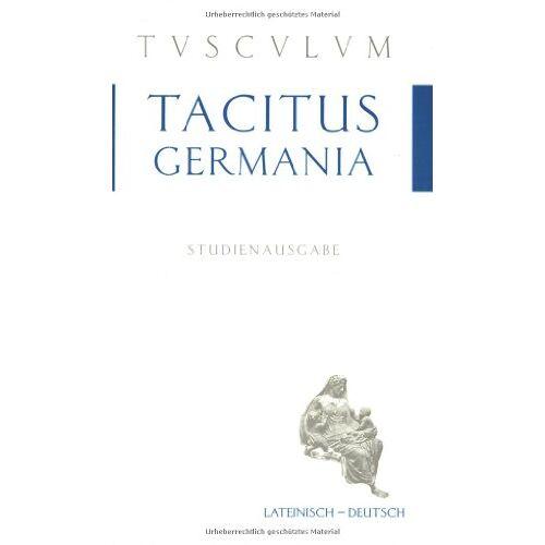 Tacitus - Germania - Preis vom 11.04.2021 04:47:53 h