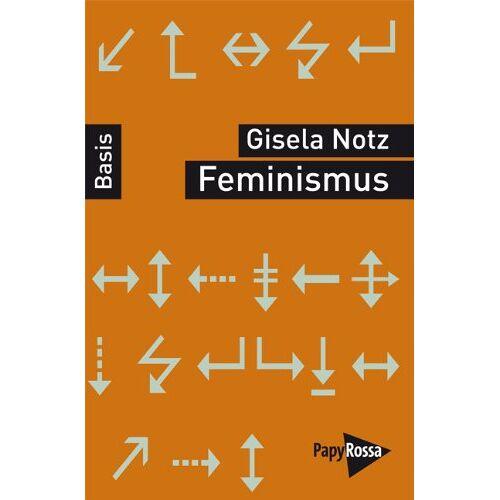 Gisela Notz - Feminismus - Preis vom 16.05.2021 04:43:40 h