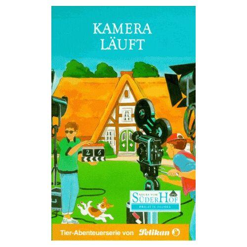 Brigitte Blobel - Neues vom Süderhof, Bd.12, Kamera läuft! - Preis vom 21.10.2020 04:49:09 h