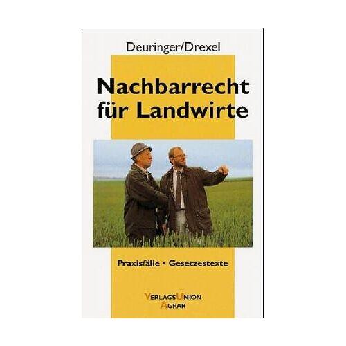 Josef Deuringer - Nachbarrecht für Landwirte - Preis vom 05.09.2020 04:49:05 h