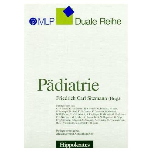 Sitzmann, Friedrich Carl - Pädiatrie - Preis vom 14.05.2021 04:51:20 h