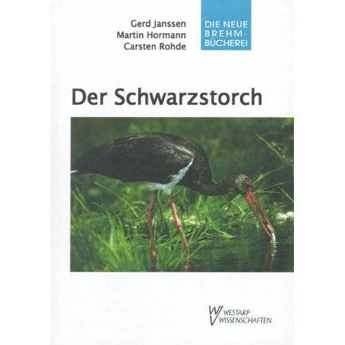 P. Schröder - SCHWARZSTORCH CICONIA NIGRA - Preis vom 03.05.2021 04:57:00 h