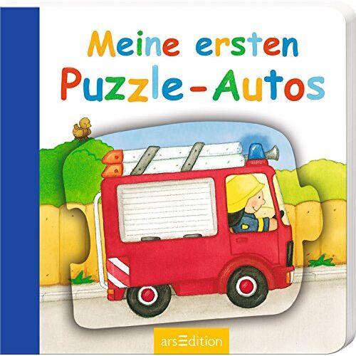 - Meine ersten Puzzle-Autos - Preis vom 25.01.2021 05:57:21 h