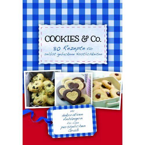 Parragon - Cookies & Co - 80 Rezepte für selbstgebackene Köstlichkeiten - Preis vom 12.04.2021 04:50:28 h