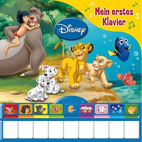 Disney Klassic Mein erstes Klavier - Preis vom 10.05.2021 04:48:42 h