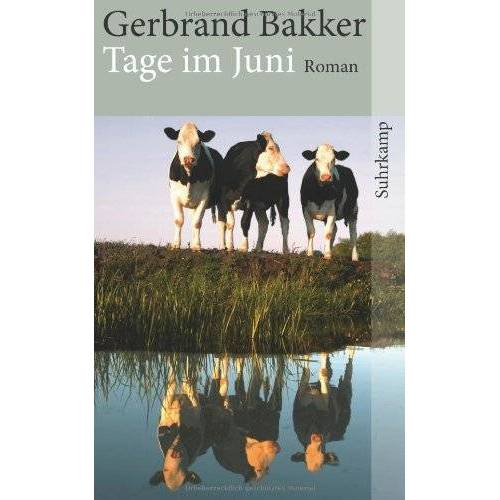 Gerbrand Bakker - Tage im Juni - Preis vom 18.04.2021 04:52:10 h