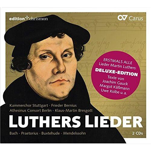 - Luthers Lieder: Alle Lieder Martin Luthers - Preis vom 27.02.2021 06:04:24 h