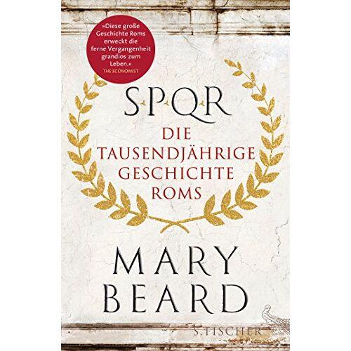 Mary Beard - SPQR: Die tausendjährige Geschichte Roms - Preis vom 21.04.2021 04:48:01 h