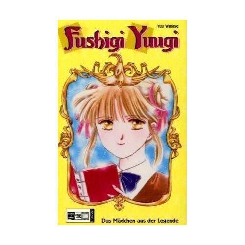 Yuu Watase - Fushigi Yuugi 01 - Preis vom 14.04.2021 04:53:30 h