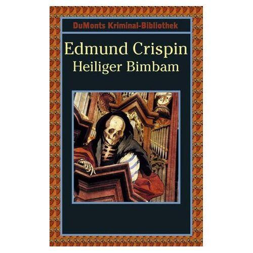 Edmund Crispin - Heiliger Bimbam - Preis vom 14.04.2021 04:53:30 h