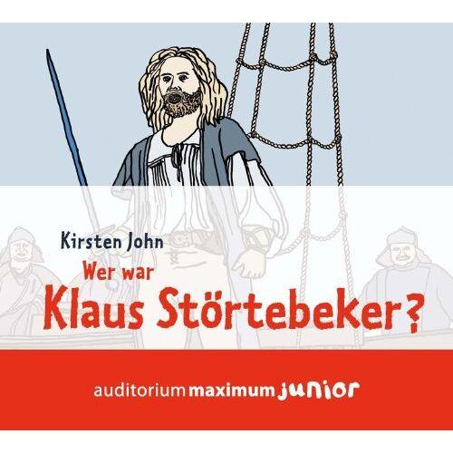 Kirsten John - Wer war Klaus Störtebeker? - Preis vom 09.04.2021 04:50:04 h