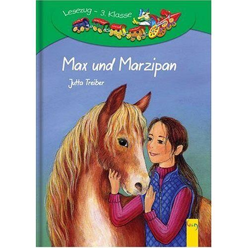 Jutta Treiber - Max und Marzipan - Preis vom 14.05.2021 04:51:20 h