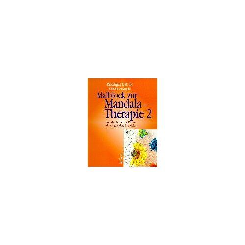 Ruediger Dahlke - Malblock zur Mandala-Therapie, Bd.2, Von der Natur zur Kultur - Preis vom 22.10.2020 04:52:23 h