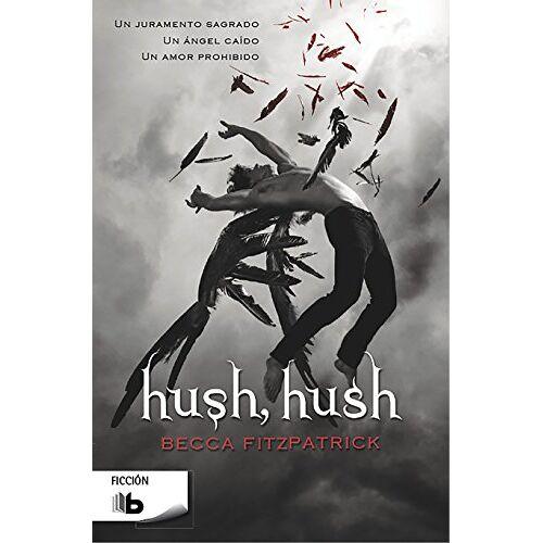 Becca Fitzpatrick - Hush hush / Hush, Hush (Hush, Hush Trilogy, Band 1) - Preis vom 21.01.2021 06:07:38 h