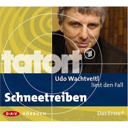 Gunar Hochheiden - Udo Wachtveitl liest Schneetreiben - Preis vom 16.04.2021 04:54:32 h