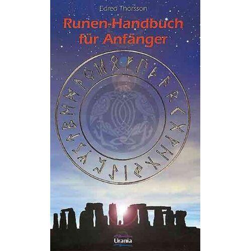 Edred Thorsson - Runen-Set für Anfänger - Preis vom 19.10.2020 04:51:53 h