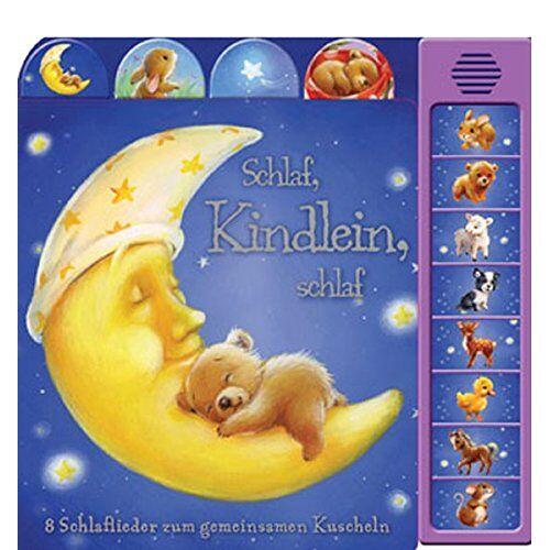 IGLOO, BOOKS GmbH - Schlaf, Kindlein, schlaf - Preis vom 29.05.2020 05:02:42 h