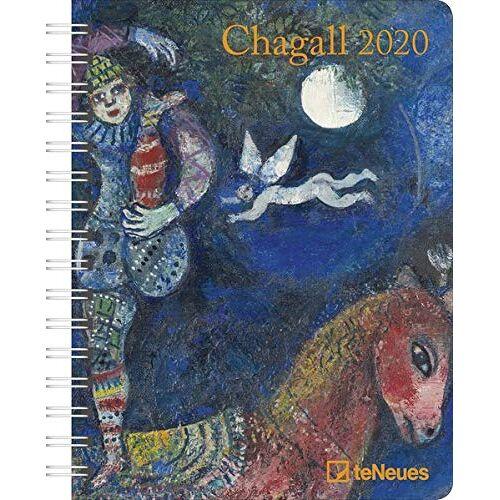 - Chagall 2020 Diary - Preis vom 06.04.2021 04:49:59 h