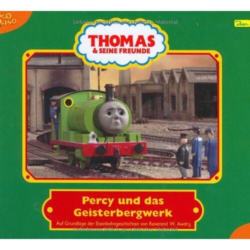 - Thomas und seine Freunde, Geschichtenbuch, Bd. 7: Percy und das Geisterbergwerk - Preis vom 09.05.2021 04:52:39 h