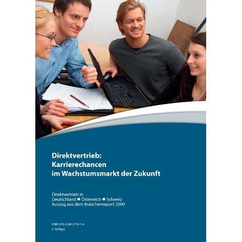 Prof. Dr. Michael M. Zacharias - Direktvertrieb: Karrierechancen im Wachstumsmarkt der Zukunft - Preis vom 07.05.2021 04:52:30 h