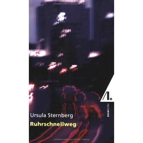 Ursula Sternberg - Ruhrschnellweg - Preis vom 06.05.2021 04:54:26 h