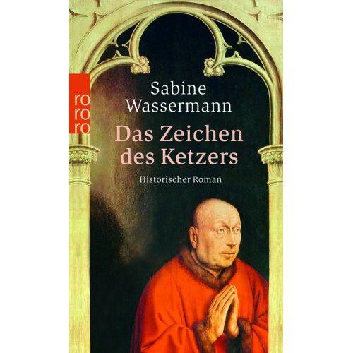 Sabine Wassermann - Das Zeichen des Ketzers - Preis vom 15.04.2021 04:51:42 h