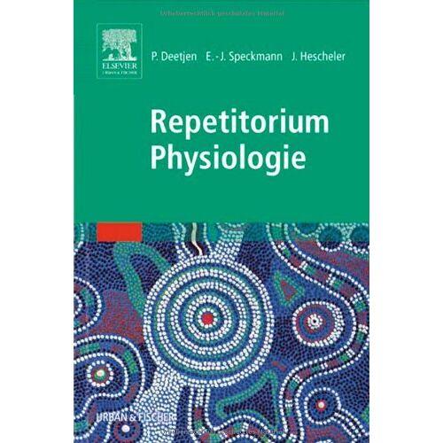 Peter Deetjen - Repetitorium Physiologie - Preis vom 05.09.2020 04:49:05 h