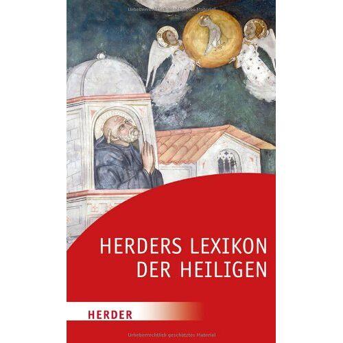 - Herders Lexikon der Heiligen (HERDER spektrum) - Preis vom 23.02.2021 06:05:19 h