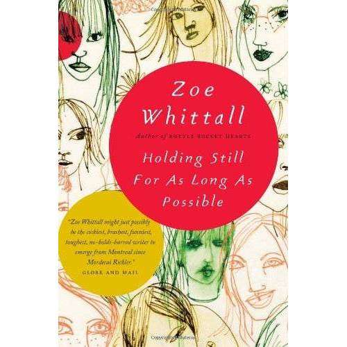 Zoe Whittall - Holding Still for as Long as Possible (Lambda Literary Award: Transgender) - Preis vom 15.04.2021 04:51:42 h