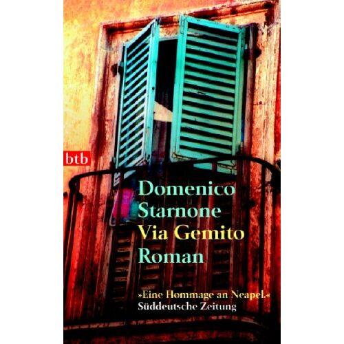 Domenico Starnone - Via Gemito: Roman - Preis vom 21.10.2020 04:49:09 h