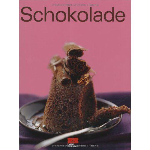Schlinz, Alexandra [Red.] - Trendkochbuch Schokolade - Preis vom 05.09.2020 04:49:05 h
