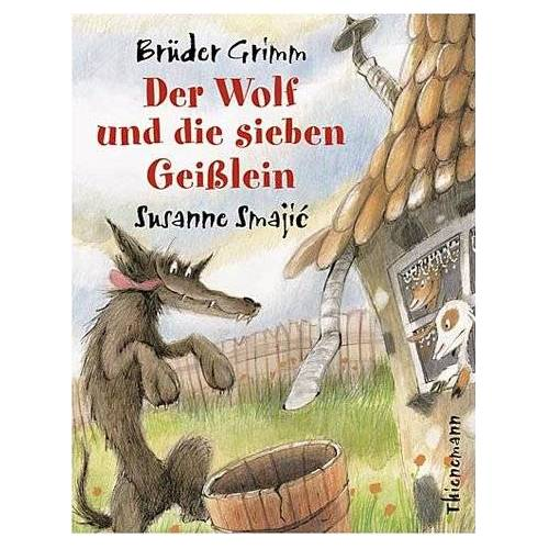 Jacob Grimm - Der Wolf und die sieben Geißlein - Preis vom 03.09.2020 04:54:11 h