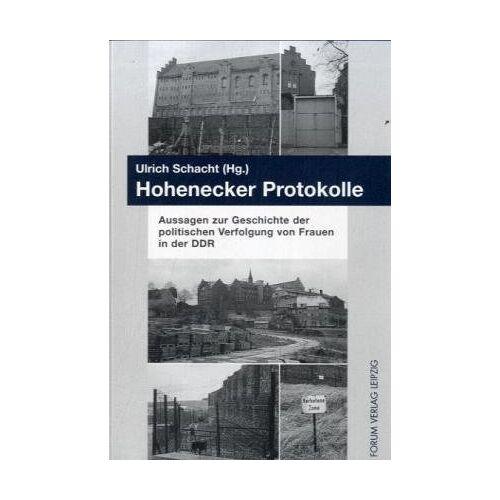 Ulrich Schacht - Hohenecker Protokolle - Preis vom 20.10.2020 04:55:35 h