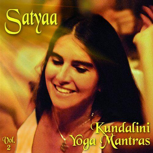 Satyaa - Kundalini Yoga Mantras Vol. 2 (GEMA-Frei) - Preis vom 27.07.2020 05:02:37 h