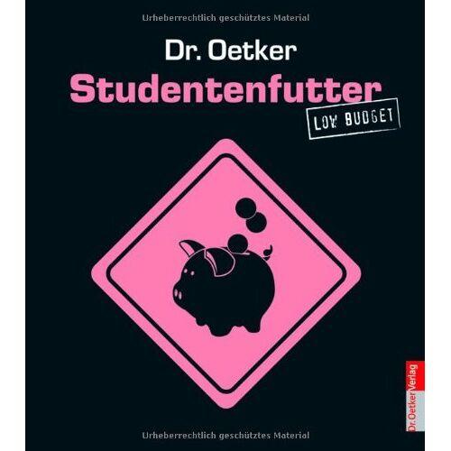 Dr. Oetker - Studentenfutter Low Budget - Preis vom 06.09.2020 04:54:28 h