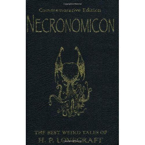 Lovecraft, H. P. - Necronomicon: The Weird Tales of H.P. Lovecraft: The Best Weird Fiction of H.P. Lovecraft (GollanczF.) - Preis vom 18.01.2020 06:00:44 h