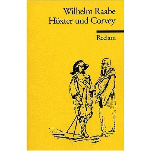 Wilhelm Raabe - Höxter und Corvey - Preis vom 20.10.2020 04:55:35 h