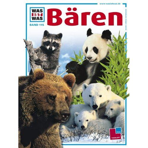 Udo Gansloßer - Was ist was, Band 115: Bären - Preis vom 21.10.2020 04:49:09 h