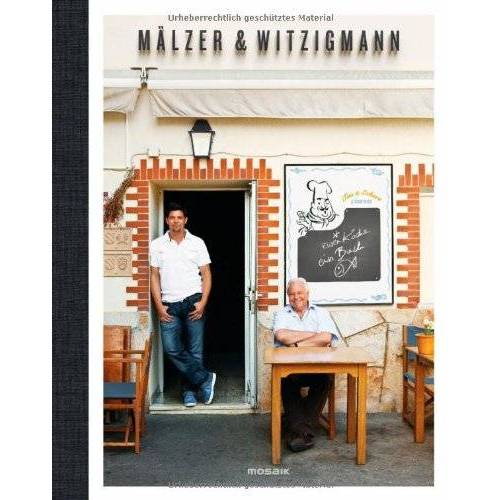 Tim Mälzer - Mälzer & Witzigmann: Zwei Köche - ein Buch - Preis vom 14.04.2021 04:53:30 h