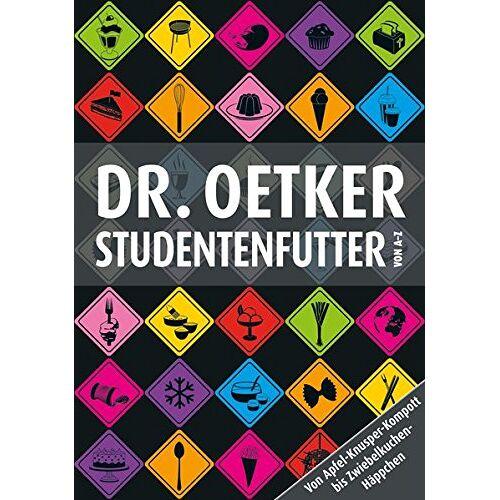 Dr. Oetker - Studentenfutter von A-Z - Preis vom 07.03.2021 06:00:26 h