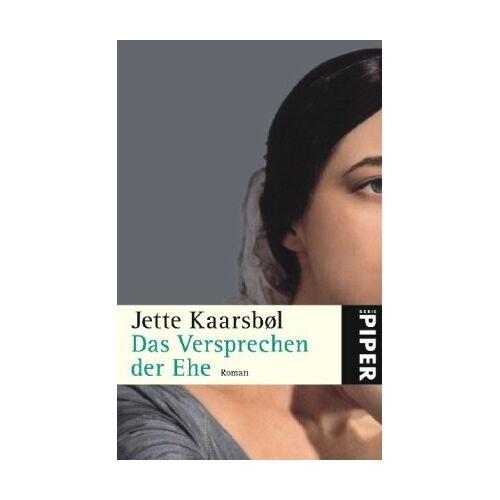 Jette Kaarsbøl - Das Versprechen der Ehe: Roman - Preis vom 06.05.2021 04:54:26 h