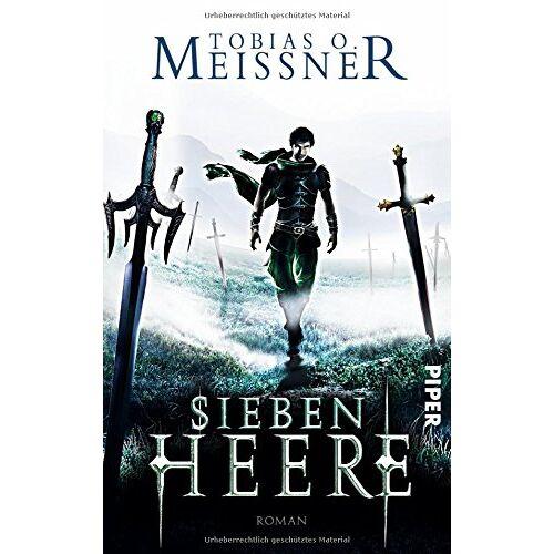Meißner, Tobias O. - Sieben Heere: Roman - Preis vom 20.10.2020 04:55:35 h